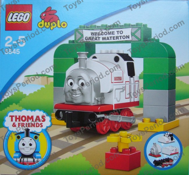 thomas lego set instructions
