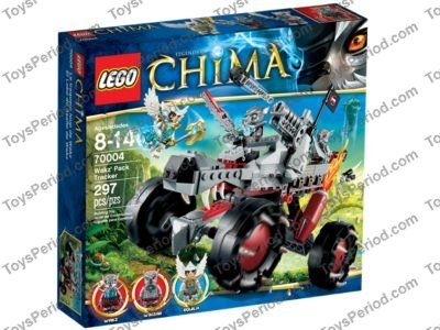 70000 Lego Chima 3 Sets NEW /& Sealed 70002 /& 70004  600+ Pieces
