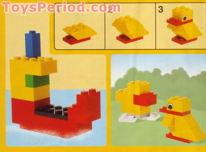 how to create lego instructions