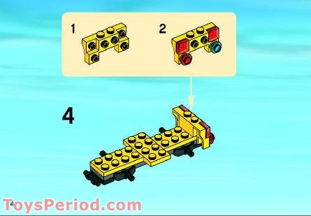 Lego 7743 Instructions Download
