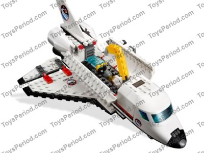 lego space shuttle parts - photo #13