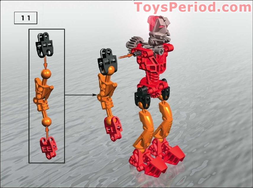 LEGO 8572 Tahu Nuva Set Parts Inventory and Instructions ...  LEGO 8572 Tahu ...
