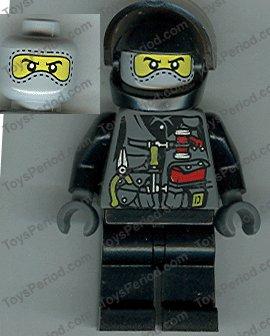 LEGO Dino Attack Minifig Torso Body Part