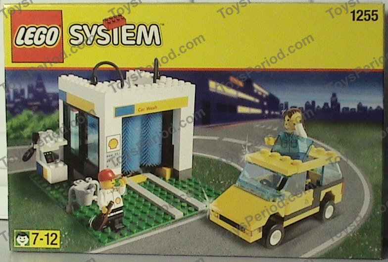LEGO 1255-1 Shell Promotional Set - Service Station Series ...