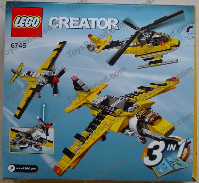 Naboo N1 Starfighter Lego Instructions