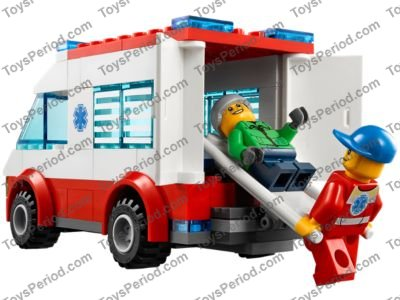 Lego 60023 Lego City Starter Set Set Parts Inventory And