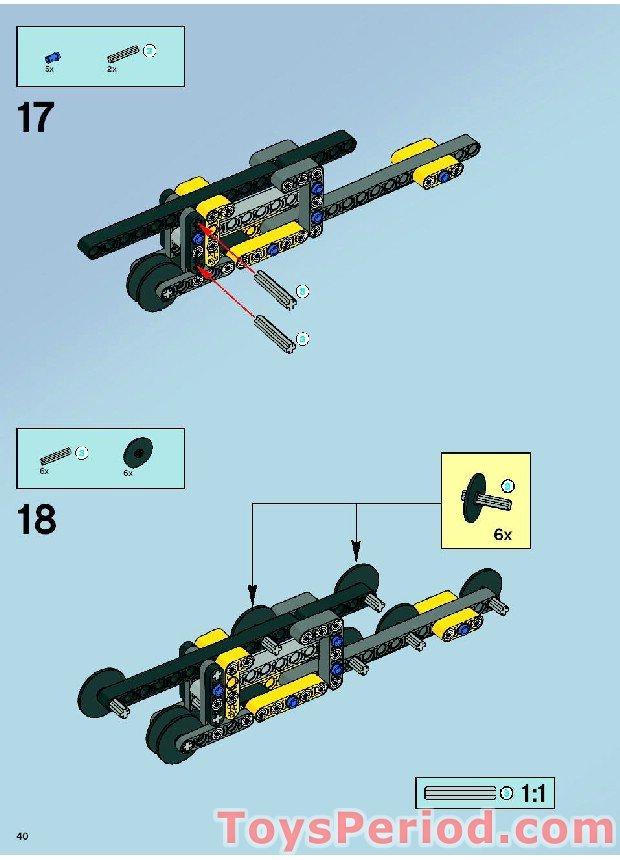 Lego 1x Chain Chain 21 Links brown//reddish brown 30104 8781 8894 7787 NEW