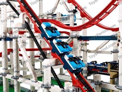 Fast Shipping Custom Creator Roller Coaster Lego Compitible 10261 Manual Book