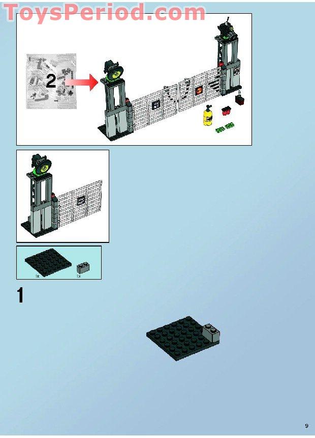 lego bat bike instructions
