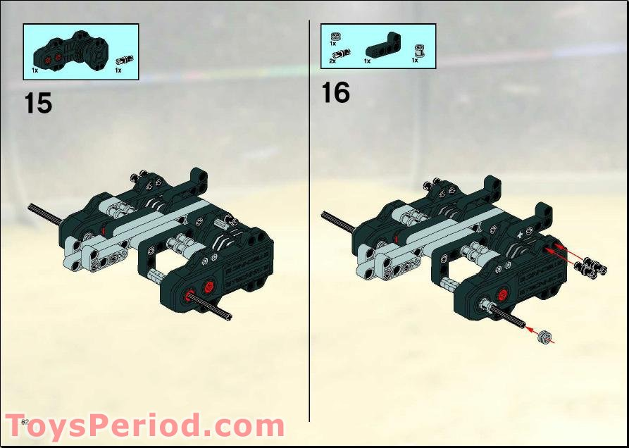 lego dimensions gremlins rc racer instructions