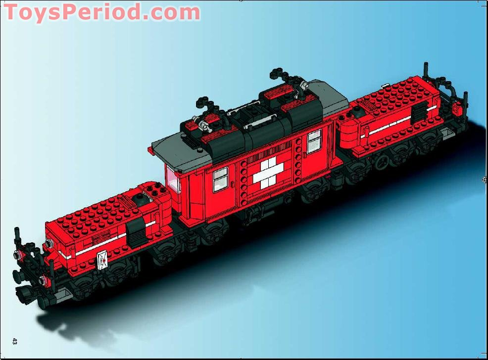 lego train instructions pdf