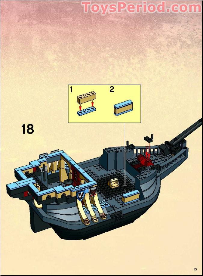 Lego 4768 1 The Durmstrang Ship Set Parts Inventory And Instructions Lego Reference Guide Iron rose badge patch embroidered. lego 4768 1 the durmstrang ship set