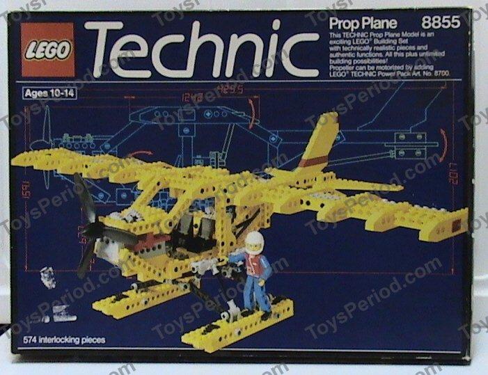 lego technic plane instructions