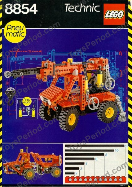 lego technic crane instructions