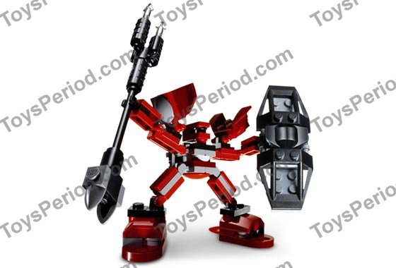 lego 3 in 1 robot instructions
