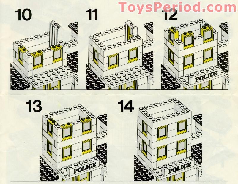 lego friends vet trailer instructions