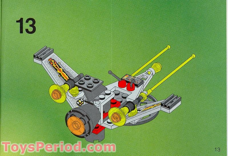 75155 Instruction Nr LEGO® Bauanleitung