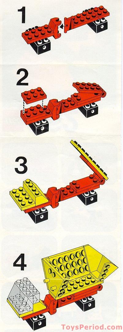 662 Lego Schrank 2x3x2 lime Hellgrün mit Weisser Tür