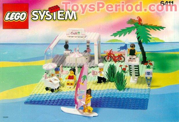 LEGO 6411 Sand Dollar ...