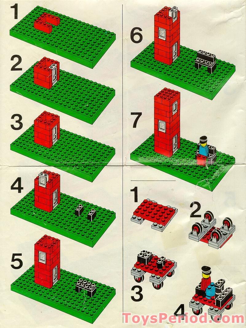 LEGO 148 Central Stati...