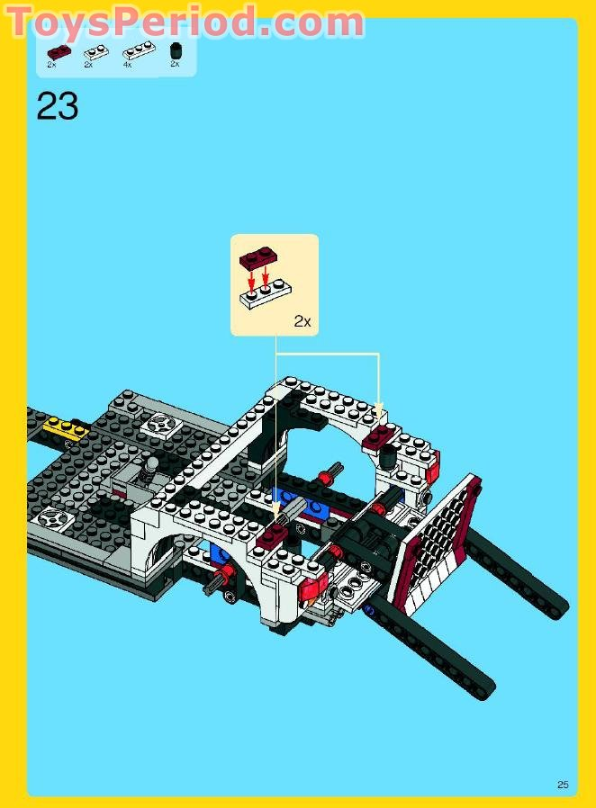 cool lego car instructions