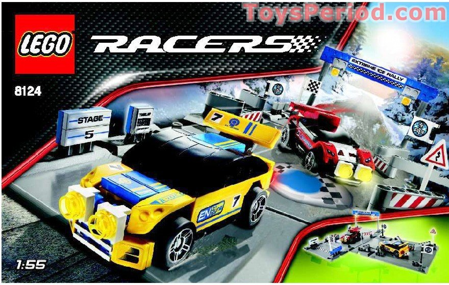 lego racers tiny turbos instructions