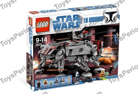 Stickers LEGO STAR WARS MdStone Panels 2362b Set  7675 AT-TE Walker