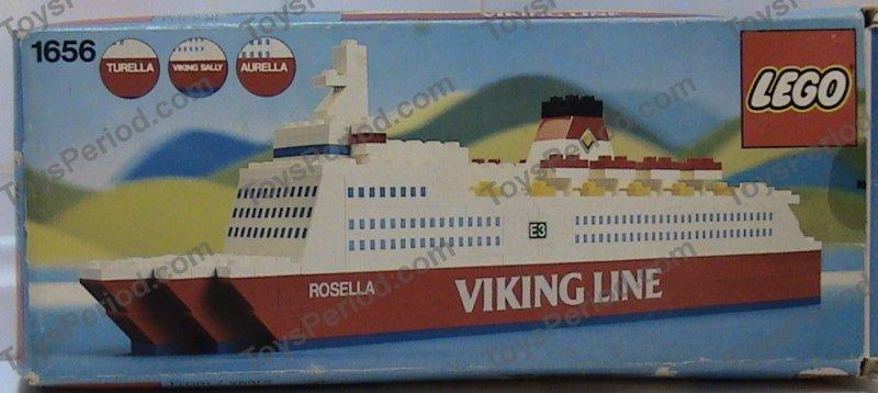 lego titanic set instructions