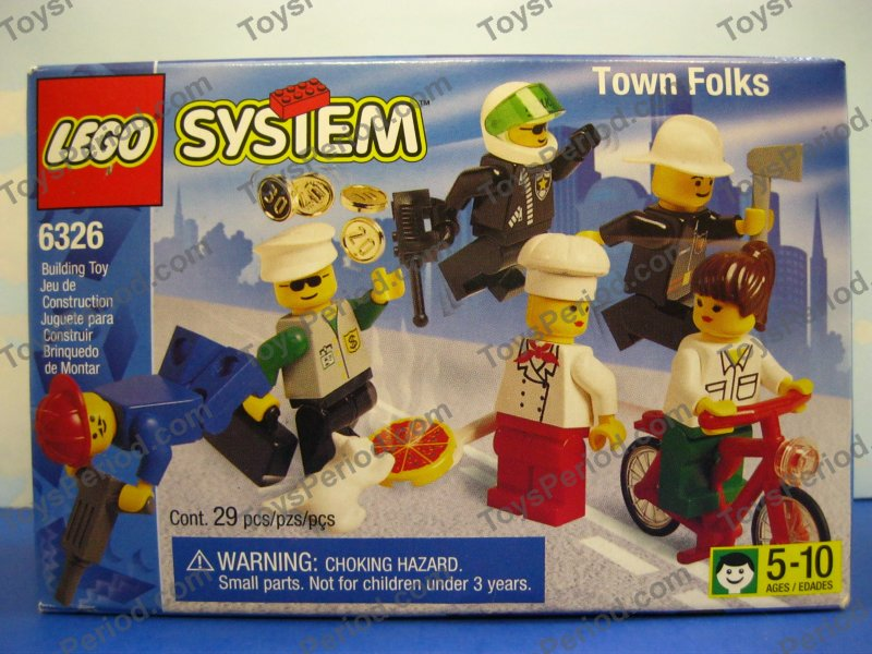 LEGO system 1998
