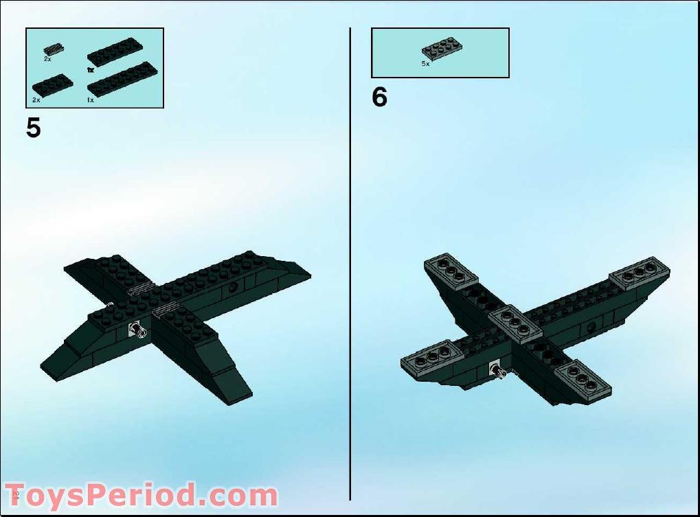lego boeing 787 instructions
