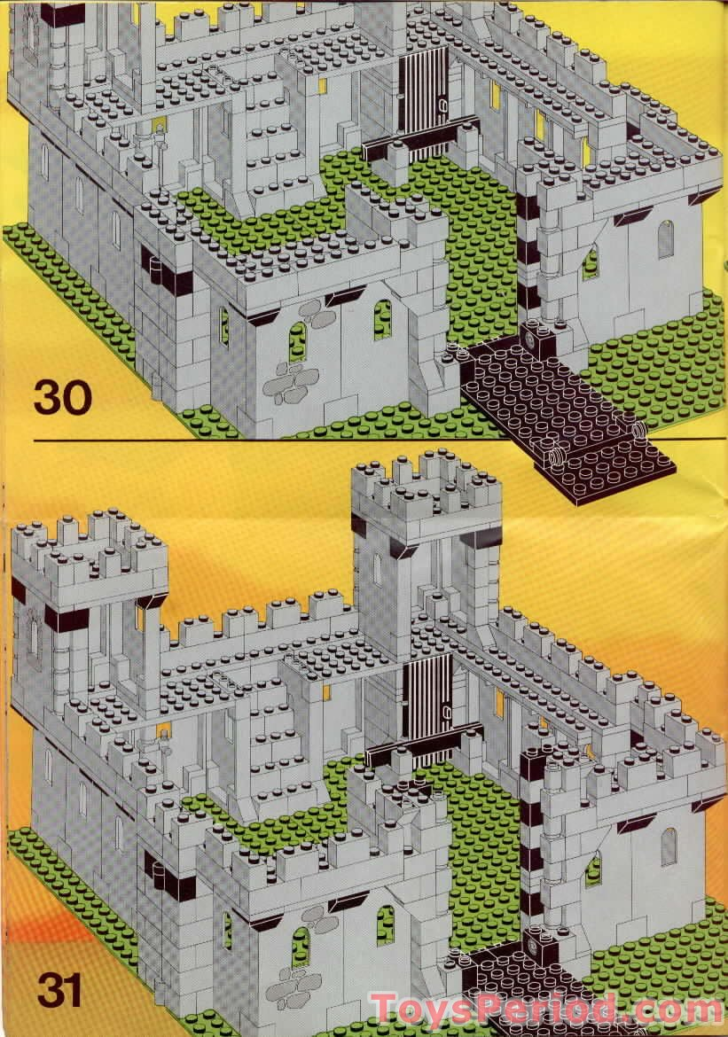 Part 4502b and 4502c Lot of 2 Vintage Lego Castle Rare Black Plumes//Feathers
