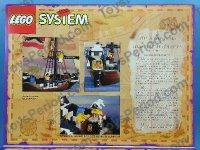 Lego 1x x192px1 Tarpaulin Tent Western 6716 used SR1