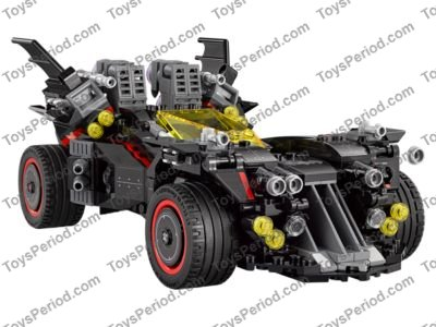 THE ULTIMATE BATMOBILE  70917  BATMAN MOVIESEALEDWICKED WITCH LEGO