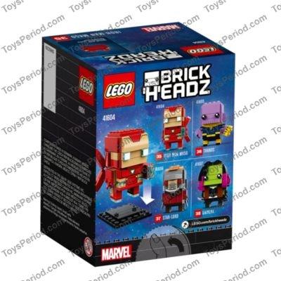 LEGO ®️ Marvel ®️ Set Iron Man MK 50 41604 NEU /& OVP