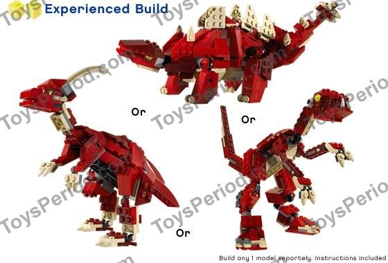 lego dragon instructions 31032
