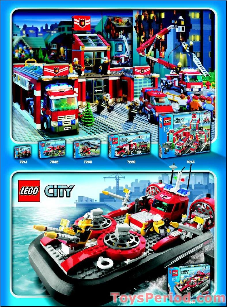 lego 7993 service station set parts inventory and instructions lego reference guide. Black Bedroom Furniture Sets. Home Design Ideas