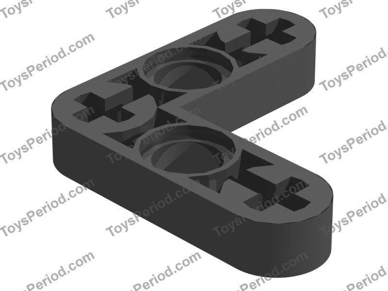 LEGO NEW Light Bluish Gray Technic Liftarm 3x3 L-Shape Thin Lot x4 Beam 32056