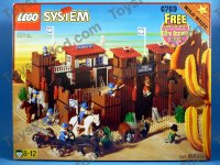 SOLD - Lego System - 6769 - Fort Legoredo - Minifigs ... |Lego Wild West Fort