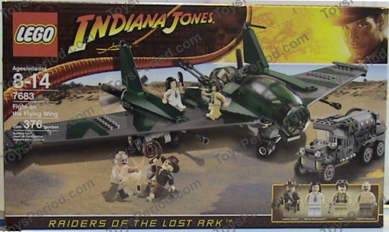 lego indiana jones sets instructions