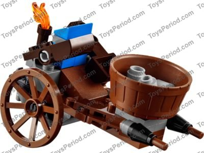 Lego 70806 Castle Cavalry Set Parts Inventory And Instructions Lego Reference Guide