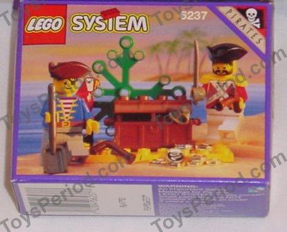 LEGO 6237 Pirates' Plunder Image 4