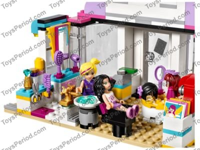 Lego 41093 Heartlake Hair Salon Set Parts Inventory And Instructions