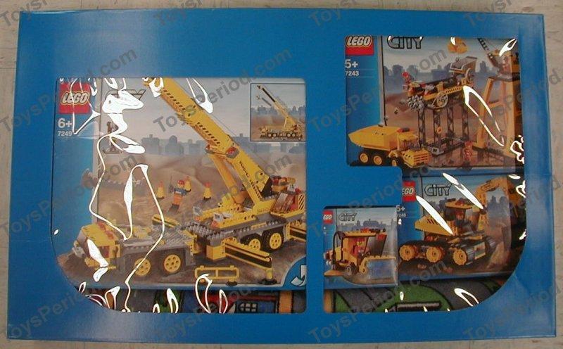 Lego 65800 City Construction Set Value Pack Set Parts