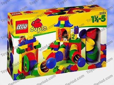 LEGO 2253 Extra Large Tubes