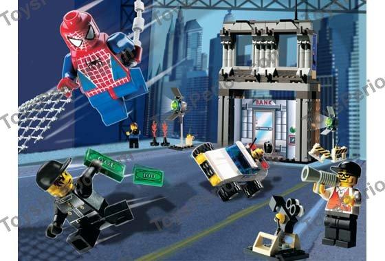 lego spider man 3 sets - photo #29