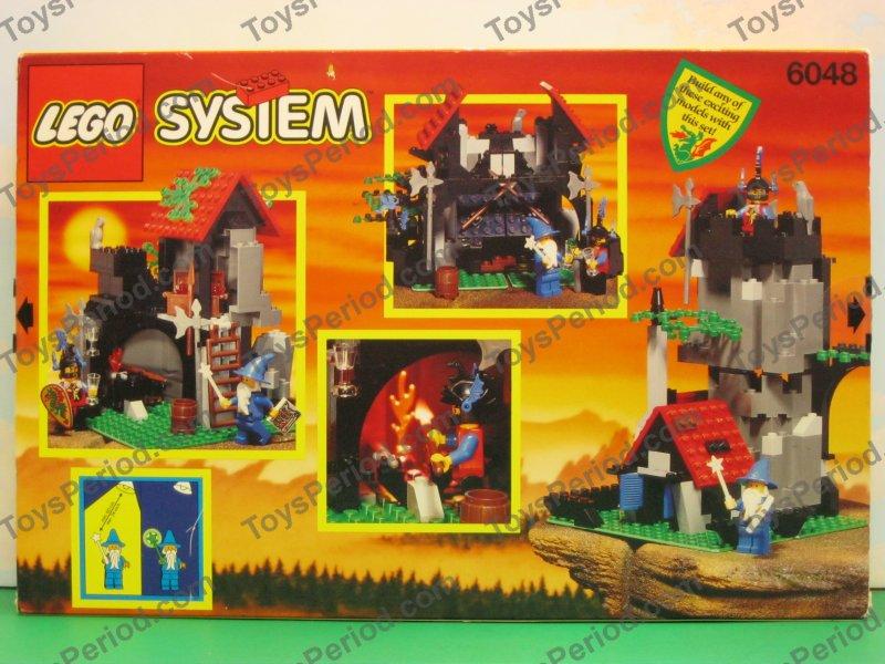 LEGO 6048 Majisto's Magical Workshop Classic Castle Set New at  ToysPeriod.com
