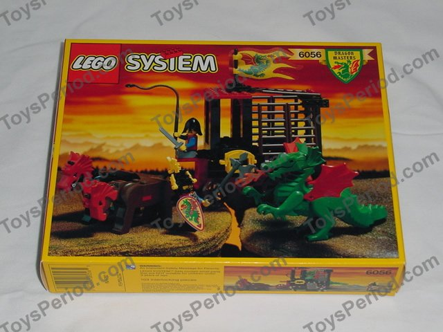 LEGO 6056 Dragon Wagon Image 6