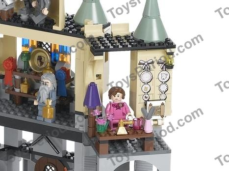 Lego 5378 Hogwarts Castle 3rd Edition Set Parts Inventory And