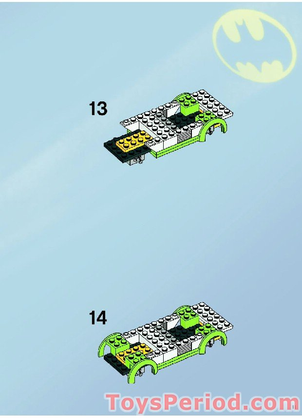 lego batman 7888 instructions