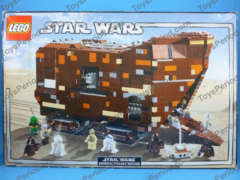 *BRAND NEW* Lego STAR WARS 10144 SANDCRAWLER